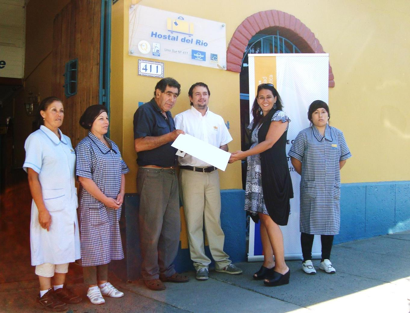 Hotel Diego De Almagro Recibe Sello De Calidad Tur Stica