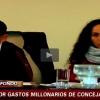 Reportaje de Chilevisión ahonda en los millonarios gastos de concejales de Curicó