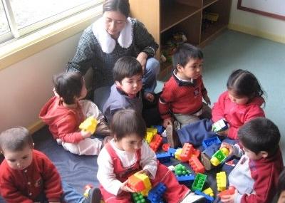 Cómo lidiar con la angustia de sus niños en el Jardín Infantil   El ...