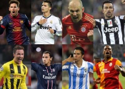 Mira cómo quedaron los cuartos de final de la Champions League 2013 ...