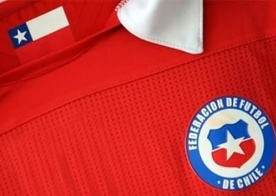 FOTO  Así es la nueva camiseta de la selección de Chile  97af32d7eddd3